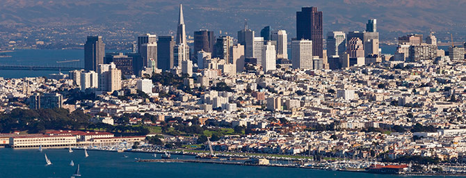 Best Places for a Drink with a View in San Francisco