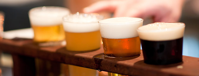 San Francisco Events - SF International Beer Festival - Brews & Bites