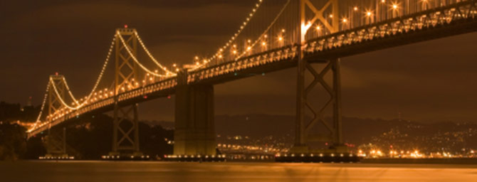 San Francisco Things to Do - Holiday Lights & Christmas Trees