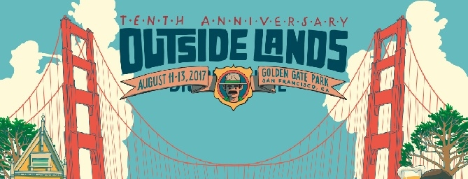 San Francisco Events - Outside Lands 2017