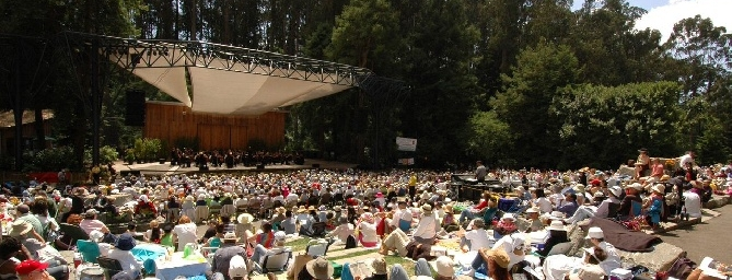 Things to Do in San Francisco - Stern Grove Festival