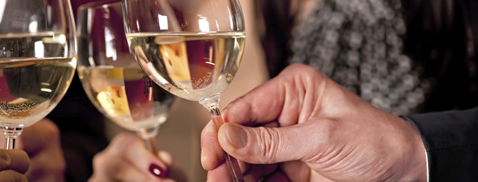 Complimentary Wine Hours at The Inn at Union Square