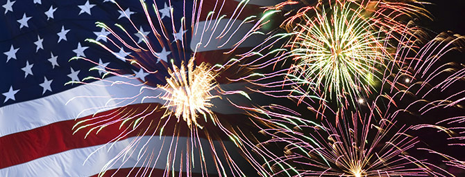 San Francisco Events - 4th of July Celebration at Pier 39