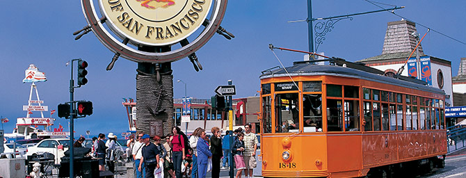 Take the Fisherman's Wharf & SF Waterfront Segway Tour