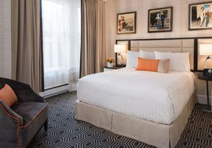 The Inn at Union Square San Francisco - A Greystone Hotel, California Queen Suite