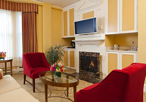 The Inn at Union Square, California Suite