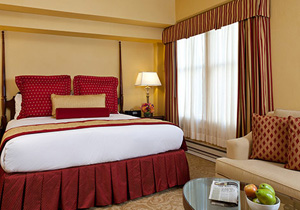 The Inn at Union Square, San Francisco Jr King Suite