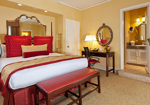 The Inn at Union Square, San Francisco Parlor Suite