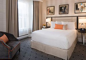 The Inn at Union Square, San Francisco Room