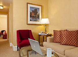 Internet Loyalty Package at The Inn at Union Square, California