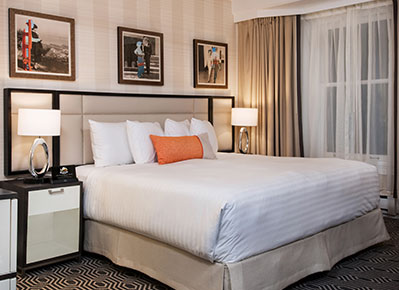 The Inn at Union Square San Francisco - A Greystone Hotel, California ADA Accessible Rooms