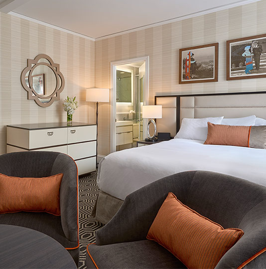 Top 5 Rated The Inn at Union Square, San Francisco Hotel